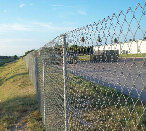 Rent Chain Link Fence from Ally Rental Nationwide