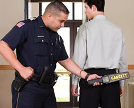 Rent Handheld Metal Detectors for Added Security and Protection