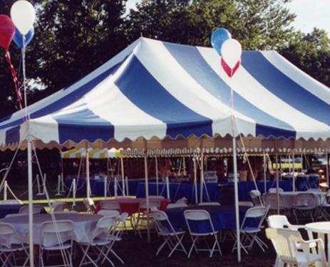 Rent Event Tents to Improve the Patron Experience at Your Next Event!