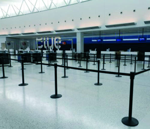 Rent Belt Stanchions from Ally Rental