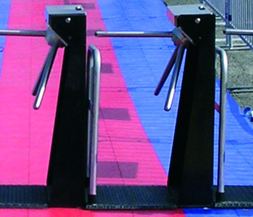 Rent Turnstiles for Events Nationwide